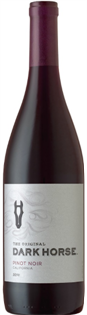 Darkhorse Pinot Noir 2014 750ml